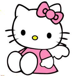 236x244 Angel Clipart Hello Kitty