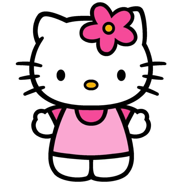 736x736 Hello Kitty 1st Birthday Clipart