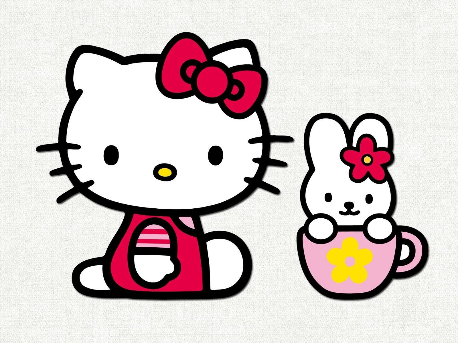 1600x1200 Hello Kitty Baby Clipart