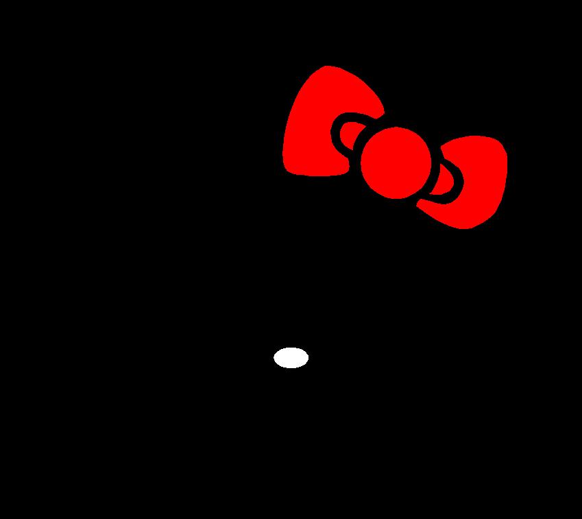849x757 Hello Kitty Clip Art