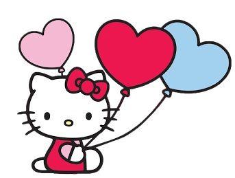 343x259 Hello Kitty Clip Art 3 Image