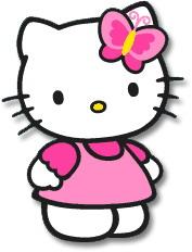177x232 Party Clipart Hello Kitty