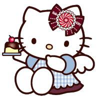 196x202 Hello Kitty Clipart