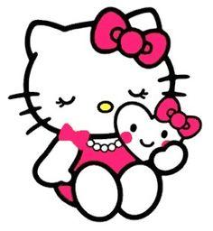 236x256 Hello Kitty Crafty Clipart