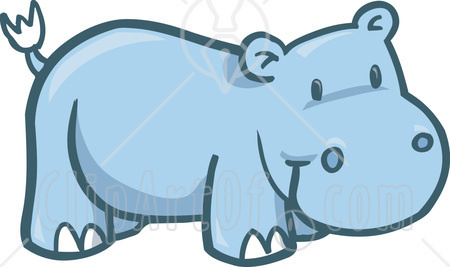 450x267 Hippo Clipart Free Images 3