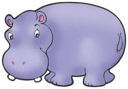 252x176 Hippo Pokemon Hippos Clipart Hippo Clipart