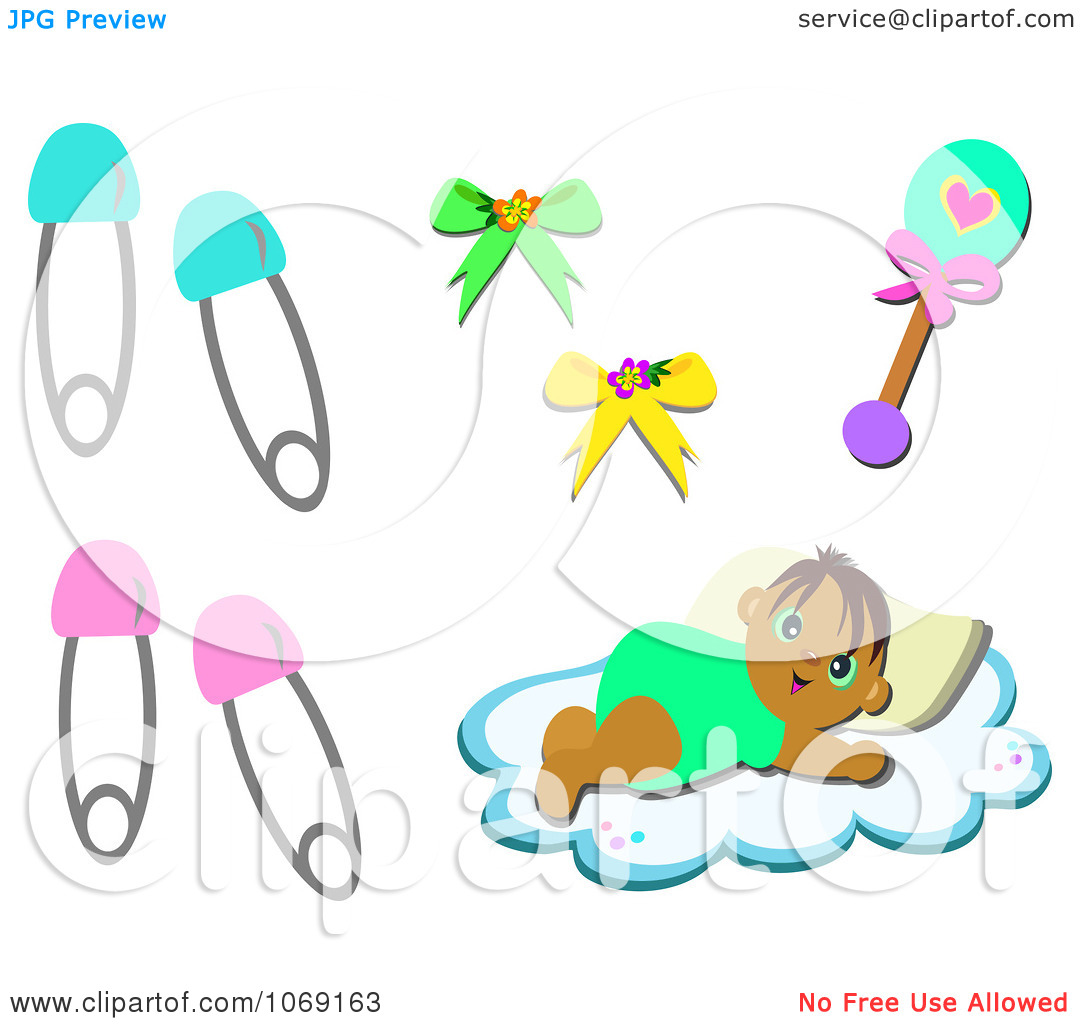 1080x1024 Baby Stuff Clipart