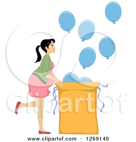 450x470 Royalty Free Vector Clip Art Illustration Of Baby Shower Text