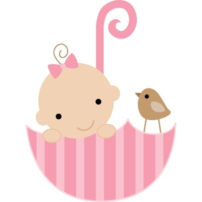 400x400 Baby Shower Items Clipart