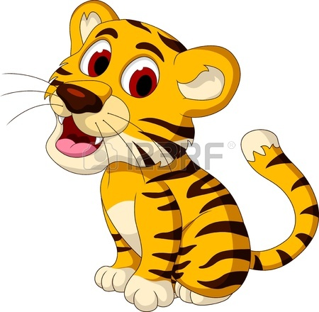 450x440 Image Of Resting Little Lion Cub Royalty Free Cliparts, Vectors
