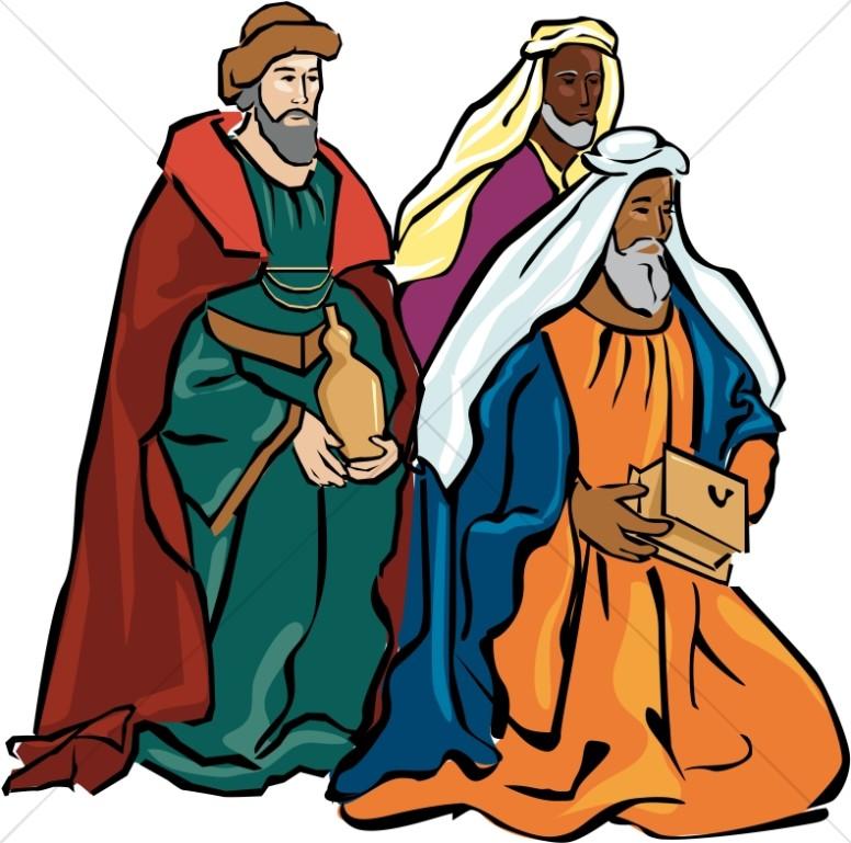 776x769 Clip Art Christmas Nativity Scenes