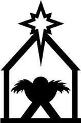158x240 Best Black Nativity Ideas Nativity Silhouette
