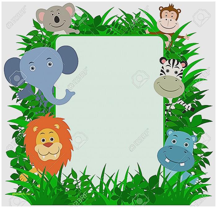 700x669 Baby Shower Invitation Fresh Rainforest Baby Shower Invitatio
