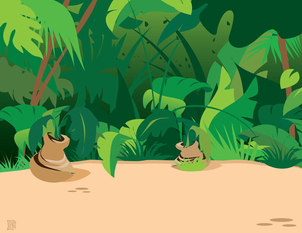1024x790 Baby Jungle Animals Clipart Free Clipart Images