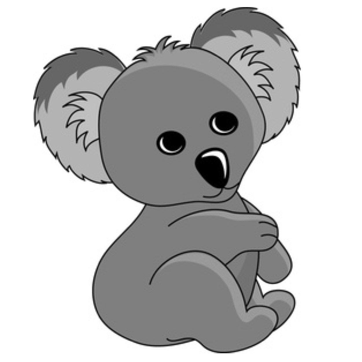 Most Inspiring Wallpaper Koala Cartoon - baby-koala-clipart-20  Pic_94322   .jpg