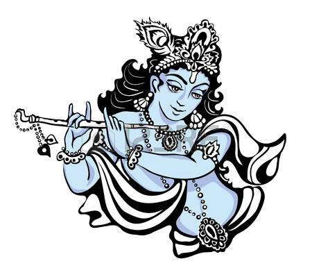 450x399 Krishna Clipart