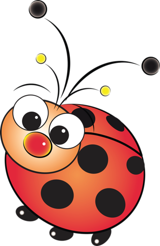 326x500 02.png Ladybug, Clip Art And Lady Bugs