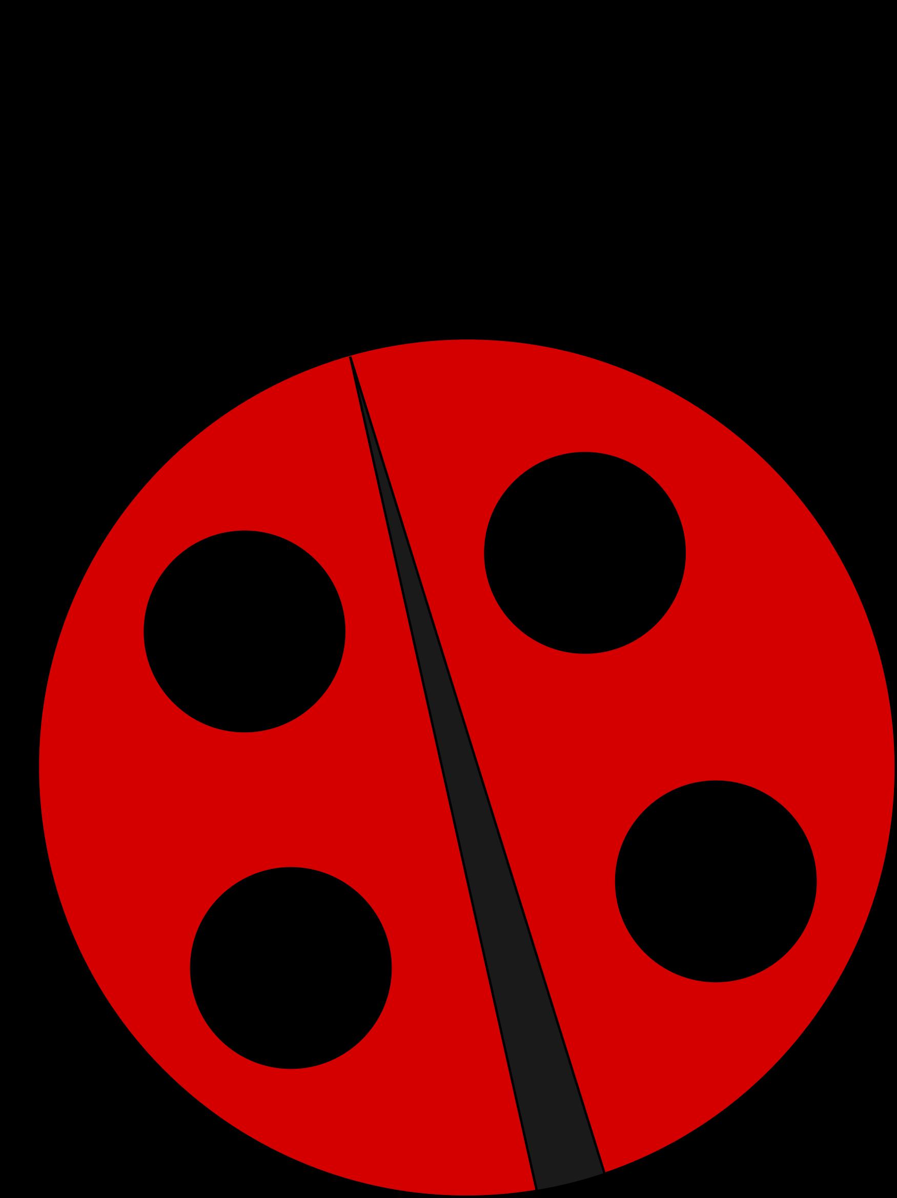 1750x2336 Ladybug Clipart