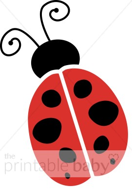 271x388 Spotted Ladybug Clipart Animal Baby Clipart