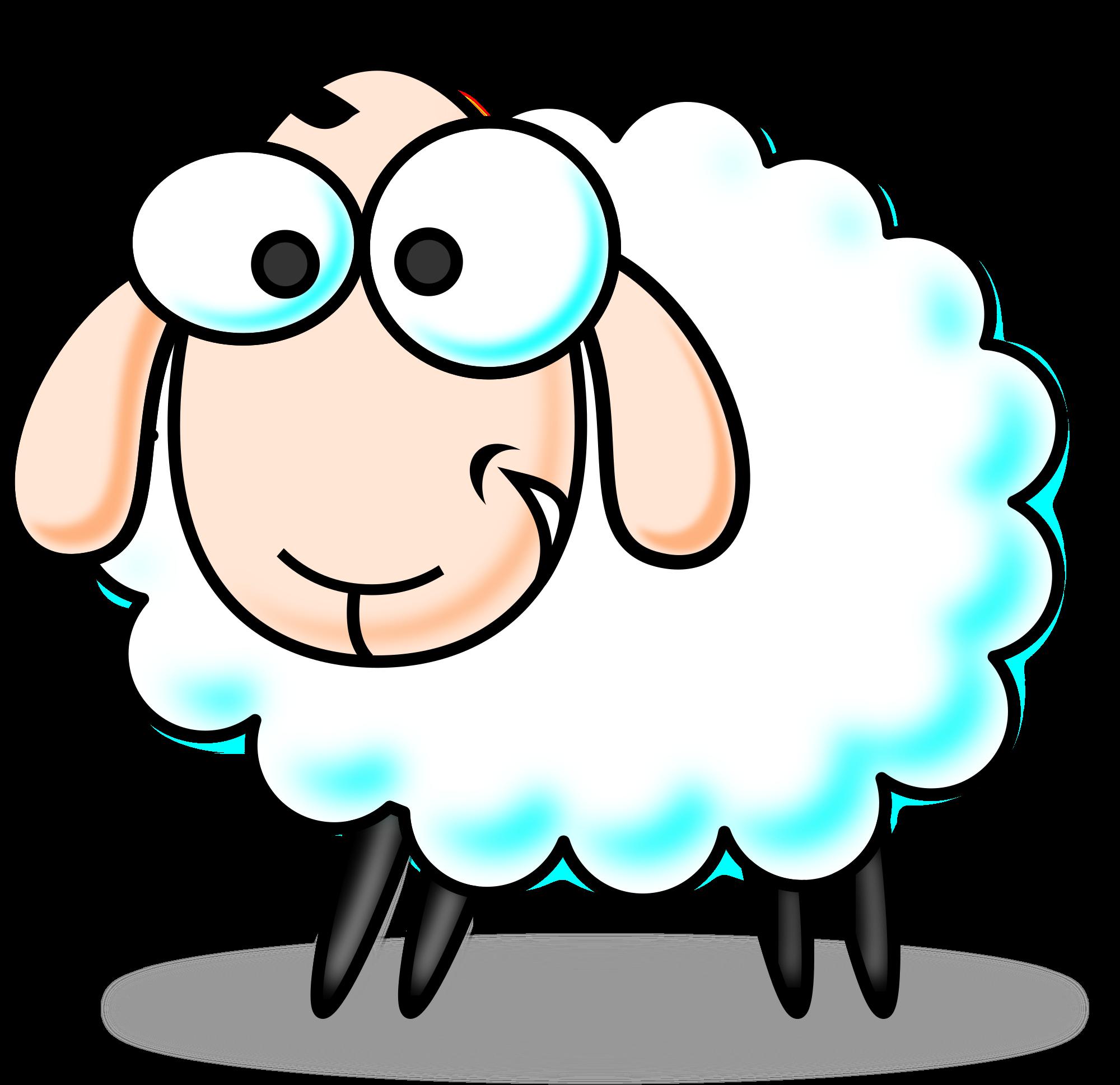 2000x1937 Sheep Lamb Clip Art Free Clipart Images 2 Cliparting