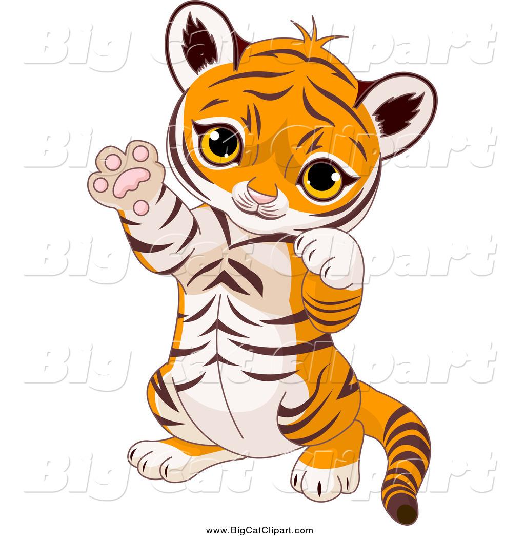 1024x1044 Big Cat Clipart Baby Leopard
