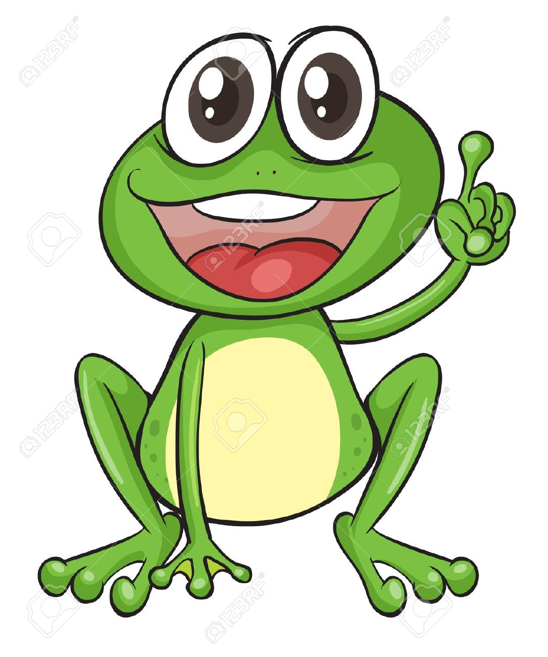 1085x1300 Free Frog Clipart