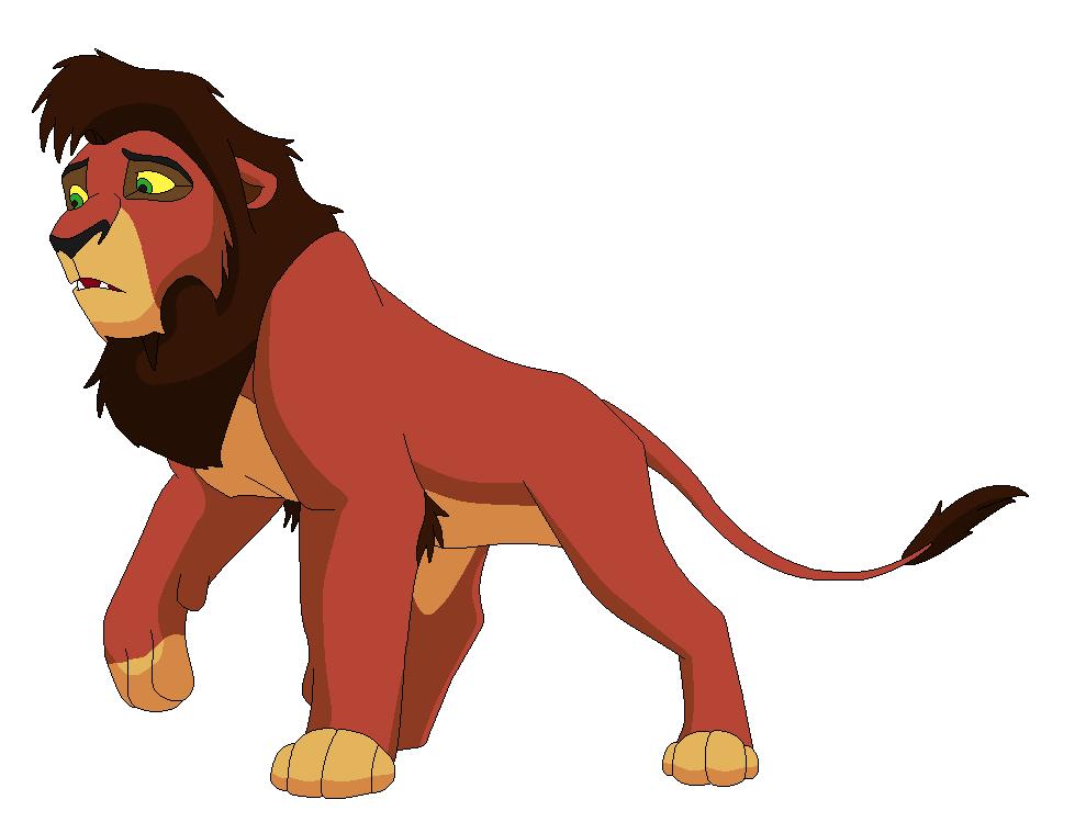 989x749 The Lion King Clipart Kovu