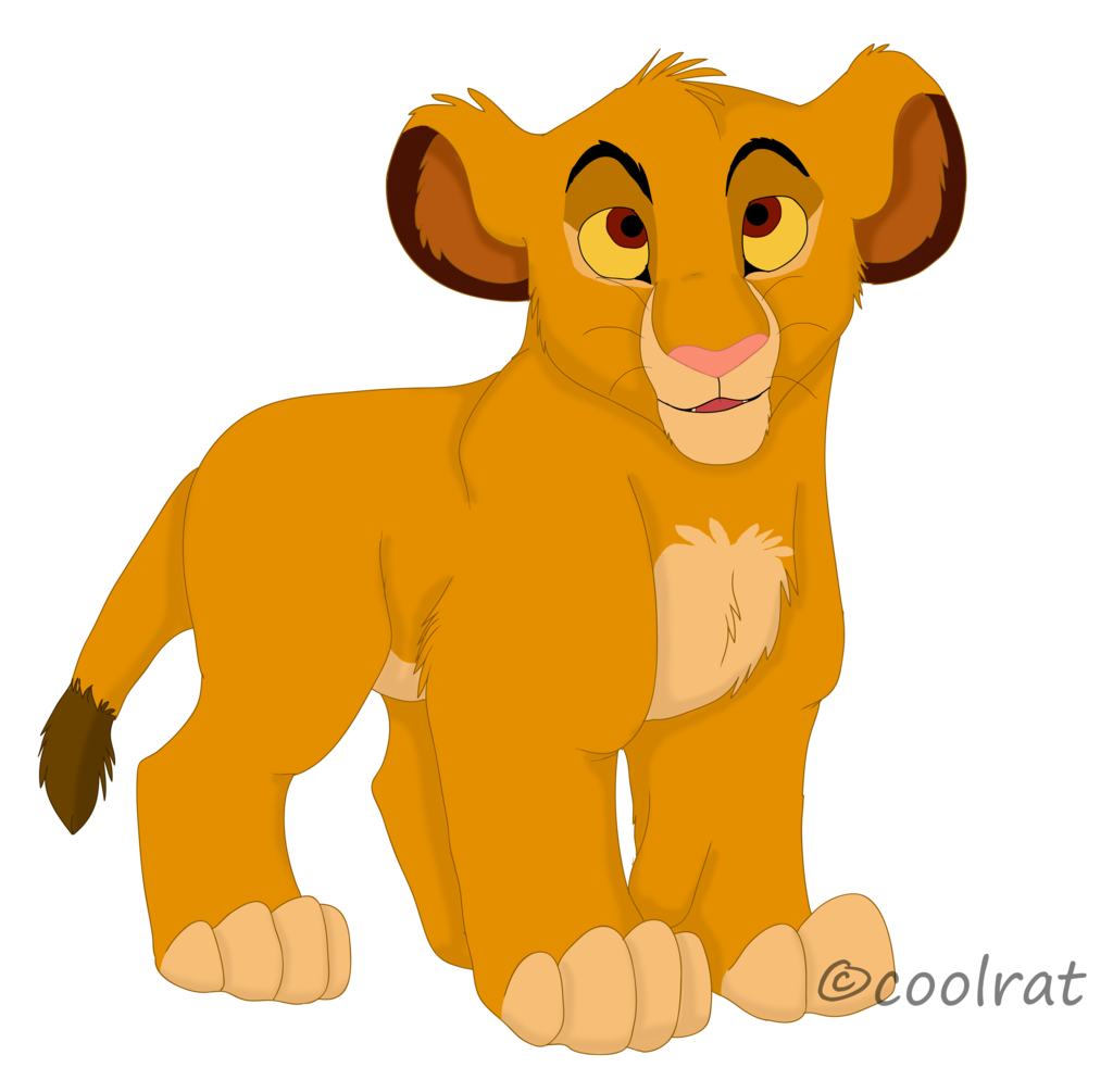 1024x994 Baby Simba Coolrat's Album Fan Art Albums Of My Lion King