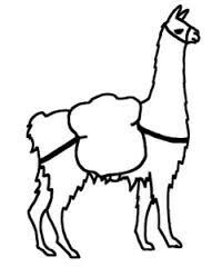 191x240 Llama Clip Art Cartoon Free Clipart Images Xmas Ideas
