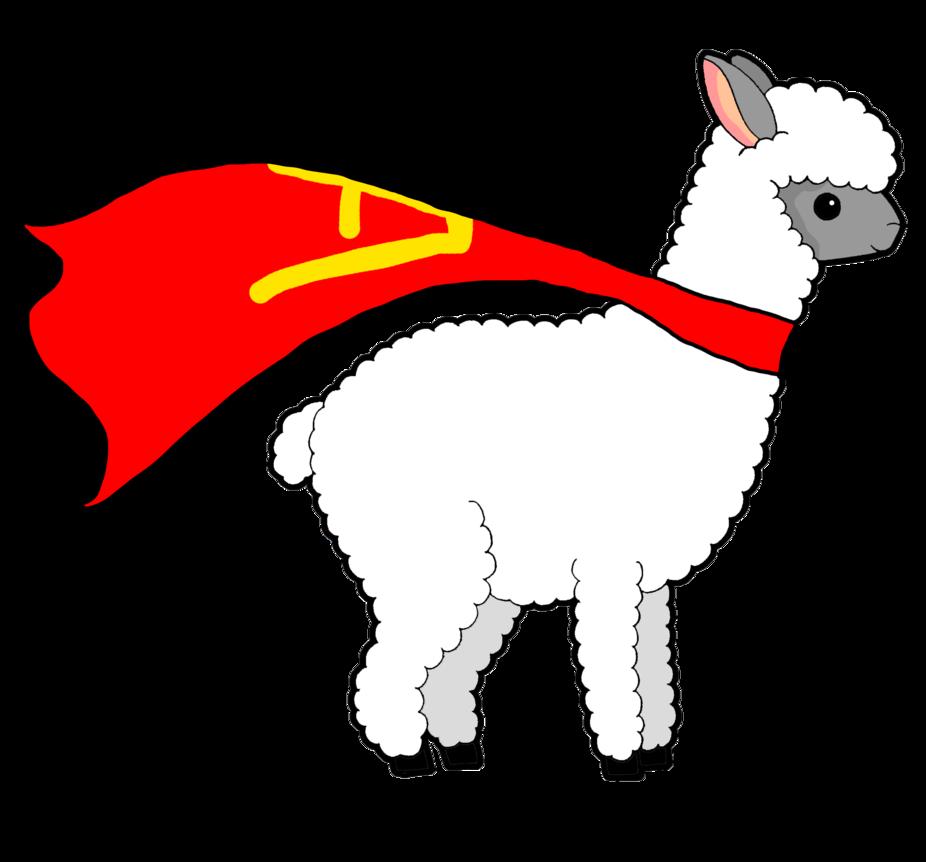 926x862 Alpaca Clipart Cute
