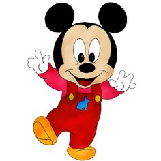 236x236 Baby Mickey Mouse Clip Art