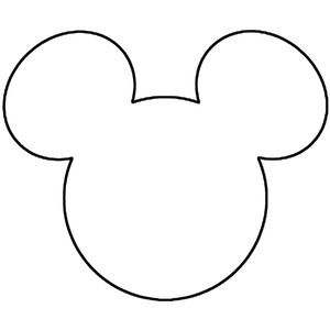 300x300 Mickey Mouse Clipart Disney Logo