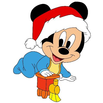 400x400 Top 96 Disney Christmas Clip Art