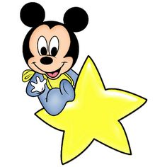 236x236 Baby Mickey Mouse Clipart