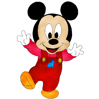 320x320 Mickey Mouse Clipart Baby
