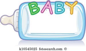 300x180 Clipart Baby Bottle