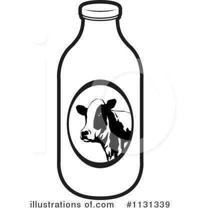 400x420 Milk Bottle Clipart