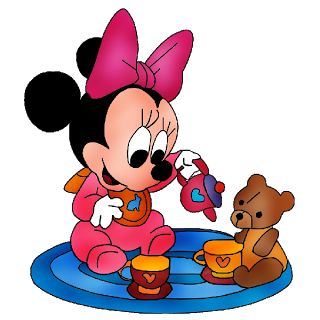 Baby Minnie Mouse Images