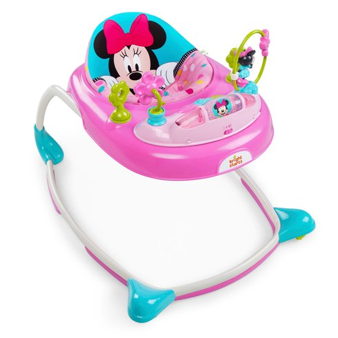 490x490 Disney Baby Minnie Mouse Bows And Butterflies Baby Walker