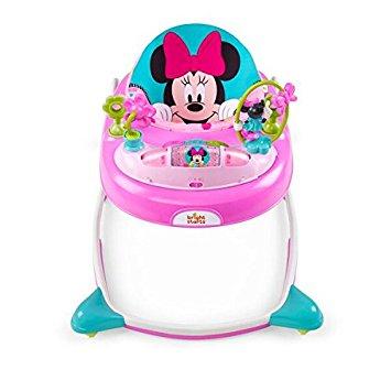 355x355 Disney Baby Minnie Mouse Peek A Boo Walker, Pink Baby