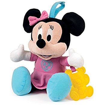 350x350 Talking Baby Minnie Mouse Soft Cuddly Toy Amazon.co.uk Toys Amp Games