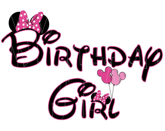 570x453 Baby Minnie Mouse 1st Birthday Clipart