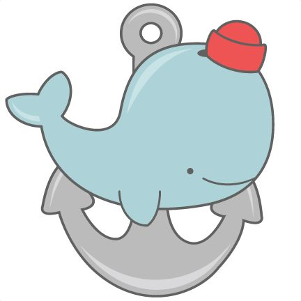 432x432 Anchor Clipart Pink Baby Whale