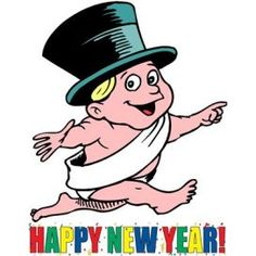 236x236 Funny New Year S Cliparts