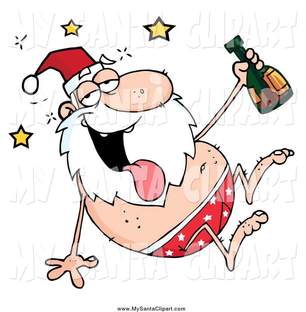 1024x1044 Royalty Free New Year Stock Santa Designs