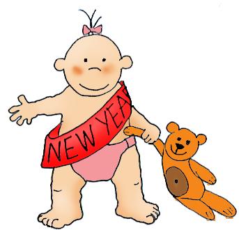 343x330 Baby New Year Babies Birth