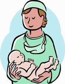 225x291 Nurse Clipart Baby Nurse