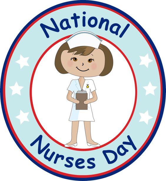 564x613 Nurses Memorial Clipart