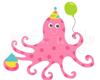 340x270 Top 65 Octopus Clip Art