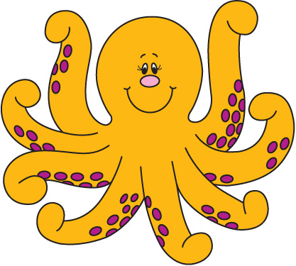 417x375 Baby Octopus Clipart Index Of Clipart Panda